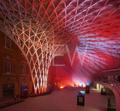 King's Cross Station, London, United Kingdom. Architect: John McAslan & Partners, 2012.