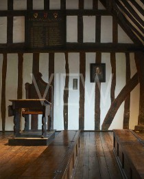 Shakespeare's Schoolroom, Stratford-upon-Avon, United Kingdom. Architect: Wright & Wright Architects LLP, 2016.