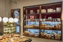 Gail's Bakery - Balham, London, United Kingdom. Architect: Holland Harvey Architects, 2018.