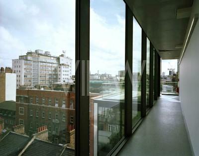 Ucl Paul O'Gorman Building - Institute Of Cancer Studies, London, United Kingdom. Architect: GRIMSHAW, 2007.