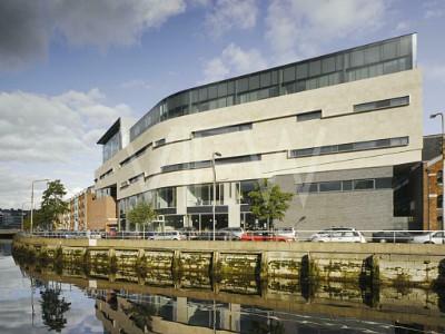 The Cork School of Music, Cork, Ireland. Architect: Murray O'Laoire, 2007.